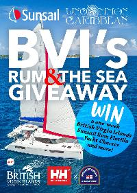 Win a 7-Day Yacht Charter to the British Virgin Islands worth $15,000