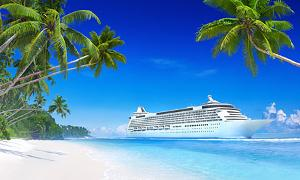 WIN a 7 nights cruise to the Caribbean or Europe for two in an oceanview stateroom