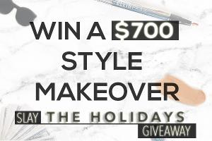Win a $700 Style Makeover!