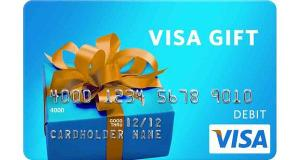 Win a $720 VISA Shopping Spree Giveaway