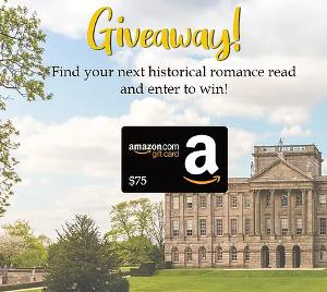 Win a $75 Amazon gift card!