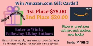 Win a $75 Amazon Gift Card or $20 Amazon Gift Card!