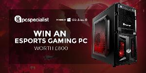Win a £800 Gaming PC