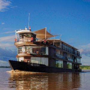 Win a 9-day Amazon River Cruise for 2