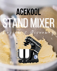 Win a Acekool Stand Mixer!