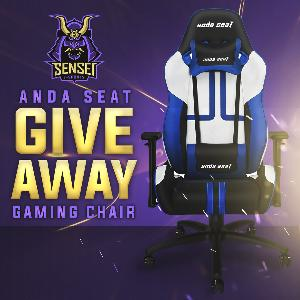Win a Anda Seat Gaming Chair