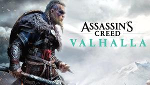 Win a Assassin's Creed Valhalla Game!!