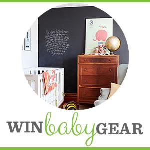WIN A Baby Gear Daily