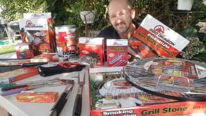 Win a BBQ Dragon Grilling Package ($529 Value)