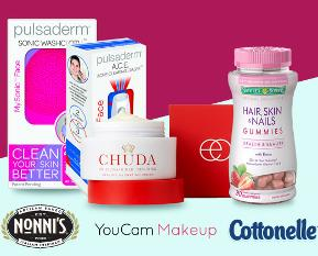 "Win a ""Beauty Bar Presented by Cottonelle"" NYFW Gift Bag!!"