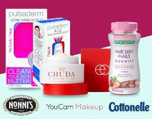 "Win a ""Beauty Bar Presented by Cottonelle"" NYFW Gift Bag!"