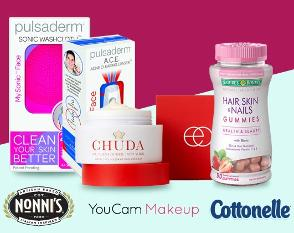 "Win a ""Beauty Bar Presented by Cottonelle"" NYFW Gift Bag - worth $1,000!!!"