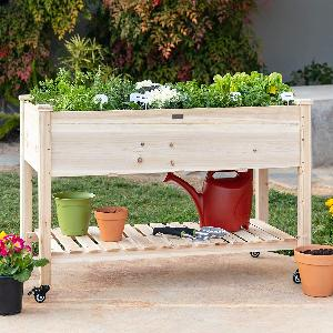Win a Best Choice Products Raised Garden Bed!