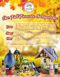 Win a Best Home Products Fall Prize Pack