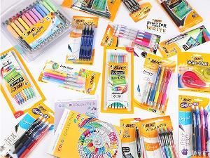 Win a BIC Back-to-School Prize Package!!!