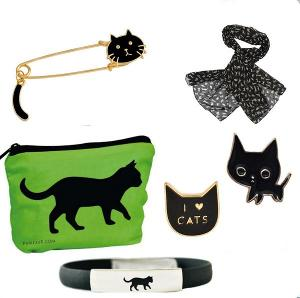 Win a Black Cat Bundle of products from PawZaar gift store!!