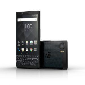 Win a BlackBerry KEYone Black Edition
