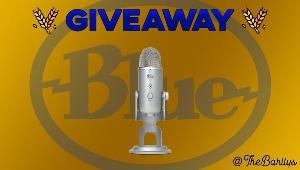 Win a  Blue Yeti Microphone!!