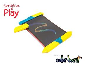 Win a Boogie Board Scribble-N-Play Color Burst!!!!
