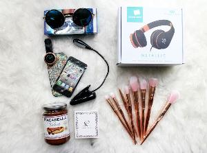 WIN: a box full of essential goodies in the life of a student
