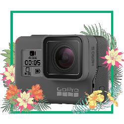Win a Brand New GoPro HERO5 HD Camera