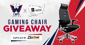 Win a Caps Gaming Chair!