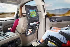 Win a Car Seat Caddy OR a View N Go Backseat Organizer