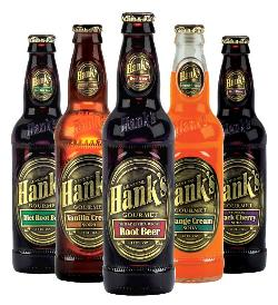 Win a Case of Soda from Hank's Beverages