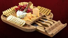 WIN: a cheeseboard & Black Creek cheeses!