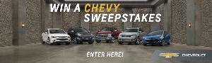Win a Chevy