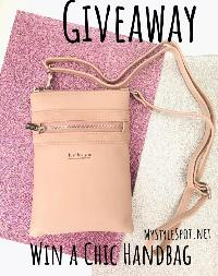 Win a Chic Handbag