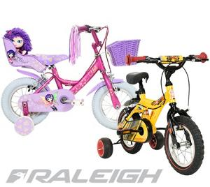 Win a Childs Raleigh bike!