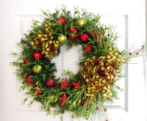 WIN: a Christmas Wreath