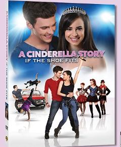 Win a Cinderella Story: If The Shoe Fits DVD, Signed by Sofia Carson!!!