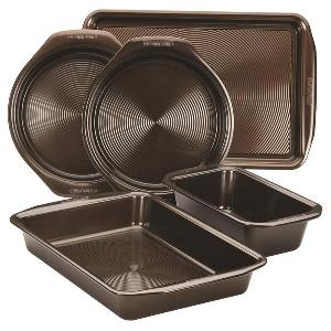 Win a Circulon 5-Piece Bakware Set.