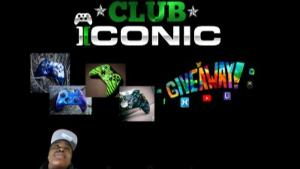 WIN A CLUB SIX CUSTOM MADE CONTROLLER BY ICONIC!!