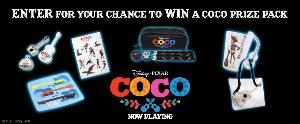 WIN a Coco prize pack.