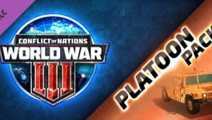 Win a Conflict of Nations platoon pack!!