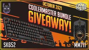 Win a Cooler Master Keyboard and Mouse!