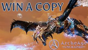 Win a copy of Archeage Unchained Founder Pack!