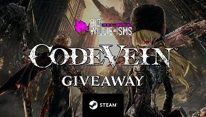 Win a copy of Code Vein on steam!!