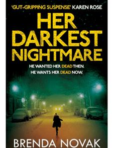 Win a copy of Her Darkest Nightmare by Brenda Novak