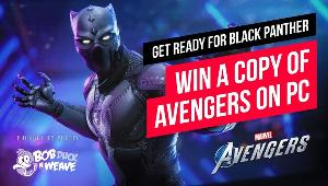 Win a copy of Marvel's Avengers on PC!