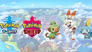 Win A Copy Of Pokemon Sword or Shield (Winners choice)!!