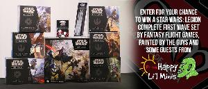 """Win a copy of """"Star Wars: Legion"""" and more!"""