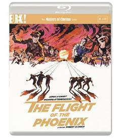 Win a copy of THE FLIGHT OF THE PHOENIX (Blu-ray)!!