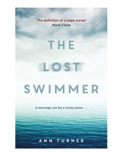 Win a copy of The Lost Swimmer by Ann Turner!