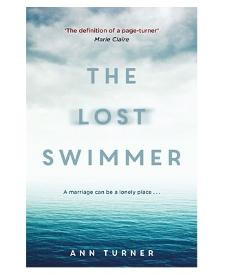 Win a copy of The Lost Swimmer by Ann Turner!!