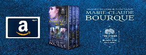 Win a copy of the Warlocks of the Black Oak Boxset AND a $25 Amazon Gift Card!