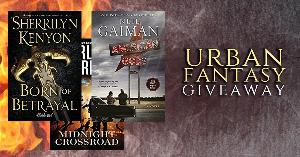 WIN a Copy of Today's Best Selling Urban Fantasy Authors Novel Book!